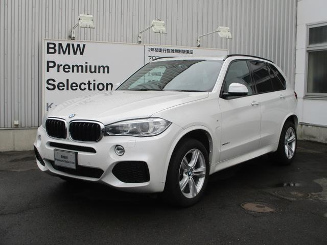 BMW xDrive 35d Mスポーツ セレクトパッケージ 4WD
