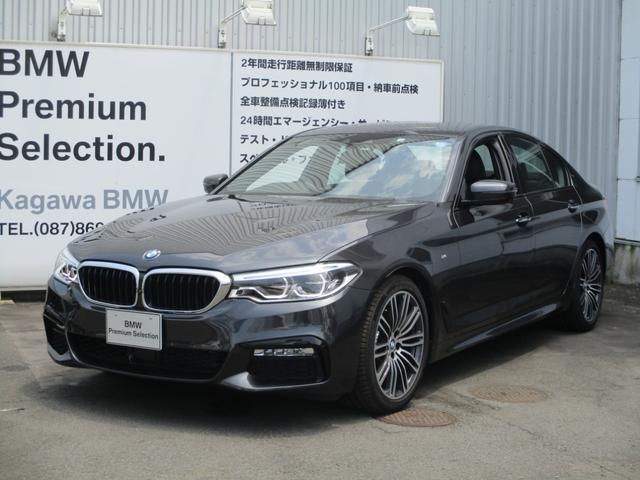 BMW 523d Mスポーツ ハイラインパッケージ ディーゼル 本革