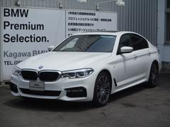 BMW523d Mスポーツ ガラスサンルーフ ハイライン