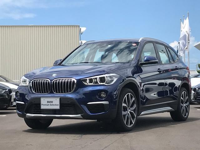 BMW X1 xDrive 18d xライン コンフォートPKG 19AW