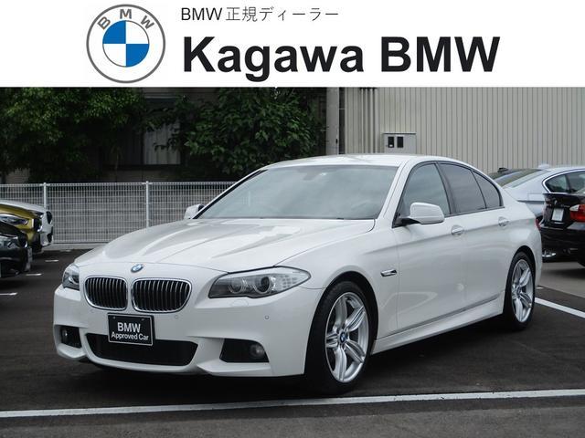 BMW 5シリーズ 523i Mスポーツパッケージ 純正ナビ TV バックモニター ETC パワーシート クルーズコントロール ディスチャージヘッドライト