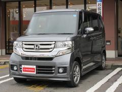 N BOXカスタムG・Lパッケージ4WD シートヒーター 両側電動スライドドア