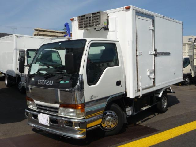 いすゞ 1.85トン中温冷凍車