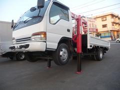 エルフトラック3.5トンハイジッキクレーンラジコン