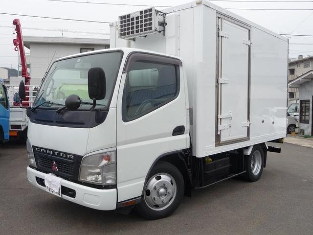 三菱ふそう キャンター キヤンター2トン低温冷凍車スタンバイ (検...