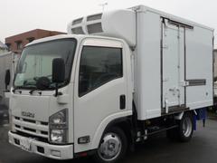 エルフトラックエルフ2トン低温冷凍車スタンバイ