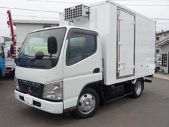 キャンターキヤンター2トン低温冷凍車スタンバイ