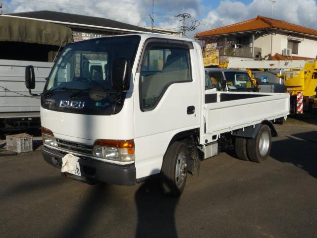 いすゞ エルフトラック 2トン低床4WD (検31.1)