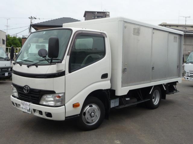 トヨタ 2トンセミロングボトルカー