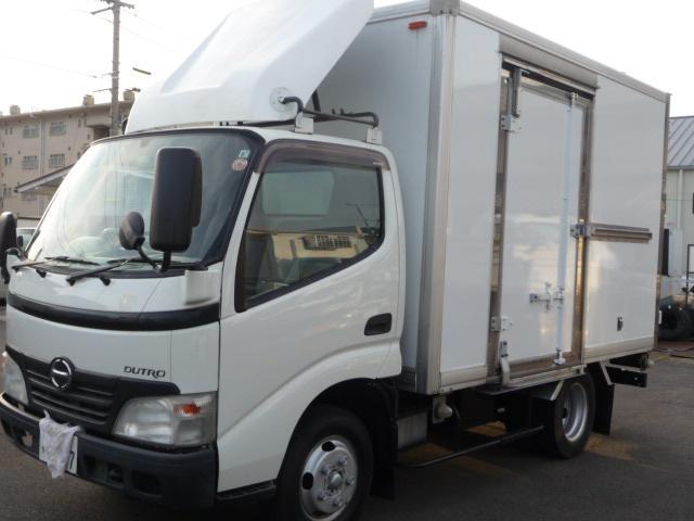 日野 デユトロ2トン保冷車