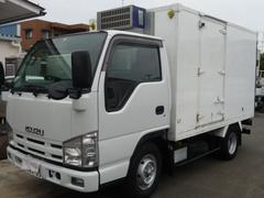エルフトラック2t積載 中温冷凍車