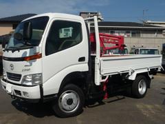 ダイナトラック3トンシヨート簡易クレーン4WD