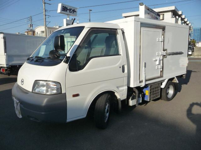 マツダ ボンゴ低温冷凍車デイーゼル800キロ