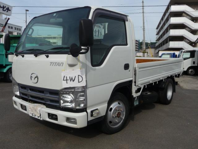 マツダ タイタン1.5トン4WD