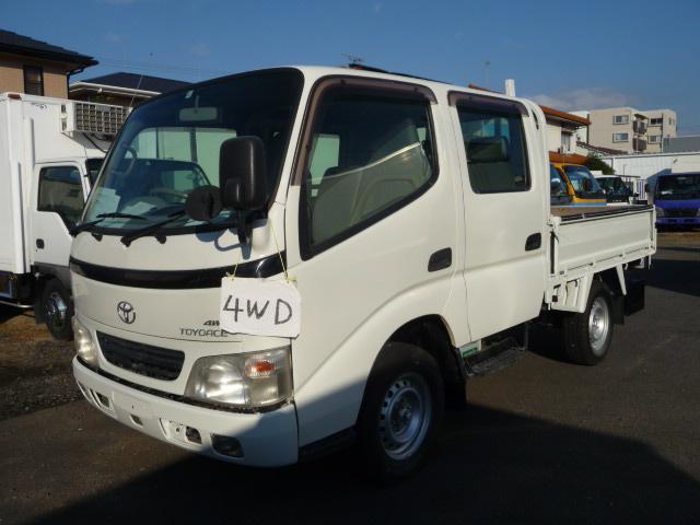 トヨタ 4WD  Wキヤプ