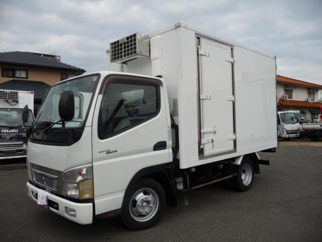三菱ふそう  1.5トン中温冷凍車 予備検査