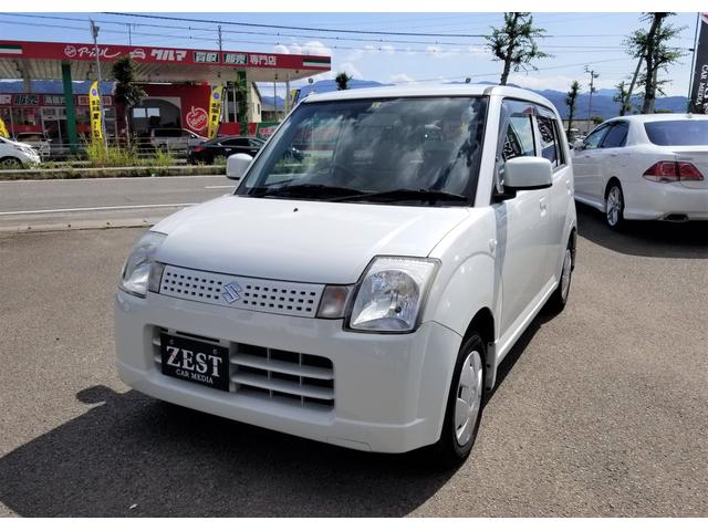 スズキ アルト X 電動格納ミラー 禁煙車 (なし)