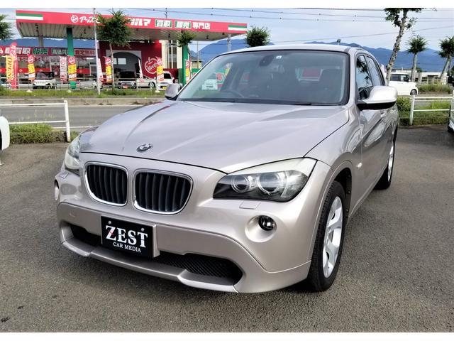 BMW X1 sDrive 18i HDDナビ バックカメラ ETC