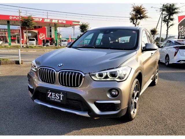 BMW sDrive 18i xライン 純正ナビ Bluetooth バックカメラ 禁煙車