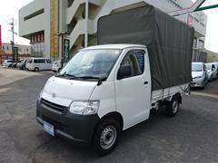 タウンエーストラックDX 幌付き インパネ4AT ナビ ETC 積載800kg