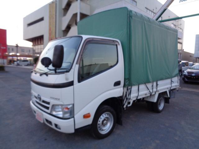 トヨタ ジャストロー 幌リヤWタイヤ PW 積載1500kg フォグ