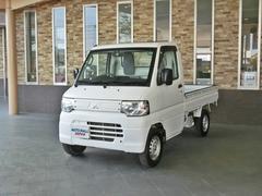 ミニキャブトラックVX−SE 5速MT 2WD 荷台ゴムマット 三方開