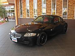BMW Z4クーペ3.0si Lハンドル HDDナビ パドルシフト