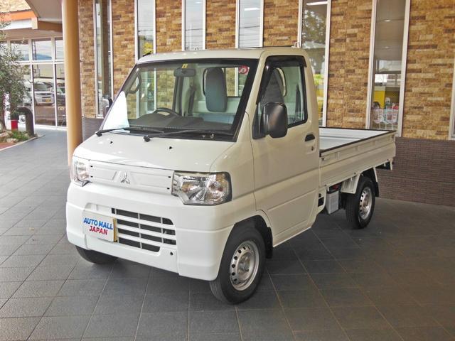三菱 VX-SE 2WD 3速AT 荷台マット タイベル交換済