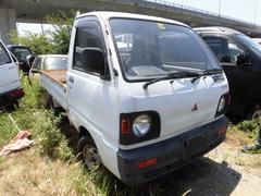 ミニキャブトラック5速MT 4WD
