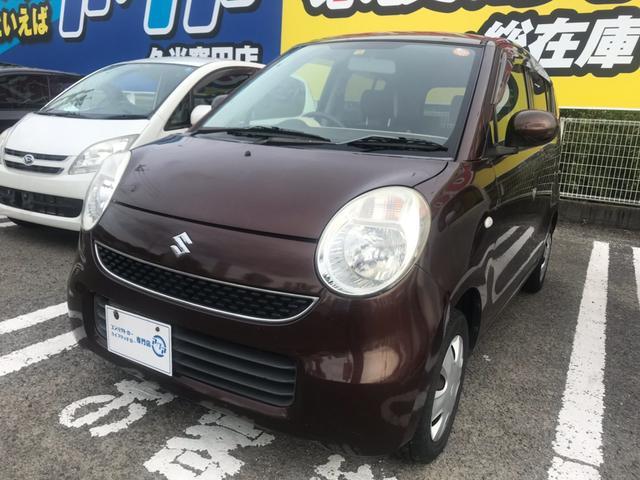 スズキ MRワゴン G CD再生 ベンチシート (車検整備付)