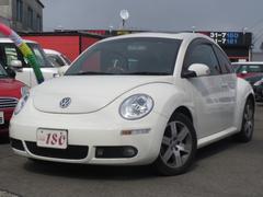 VW ニュービートルLZ 黒本革シート サンルーフ