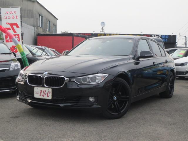BMW 320i SE 純正ナビ 18インチAW 走行30250