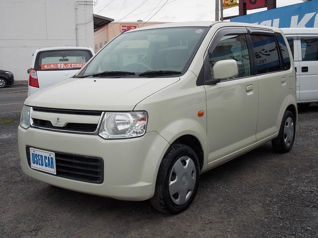 三菱 eKワゴン G (車検整備付)