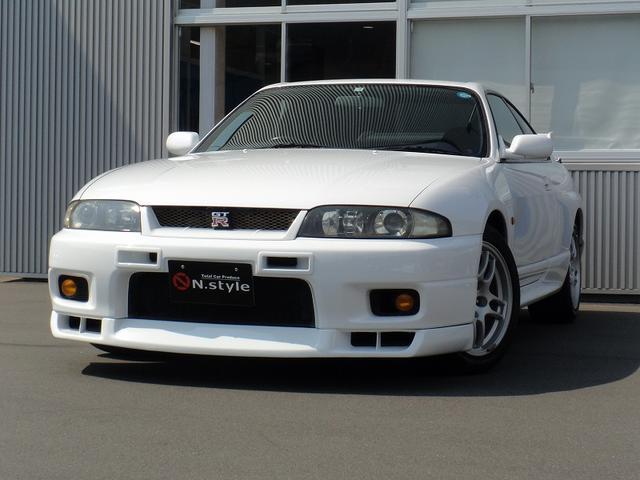 日産 GT-R タイミングベルト・ウォーターポンプ交換済み