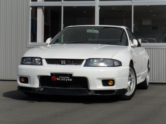 日産 スカイライン GT-R タイミングベルト交換済み・ウォーターポンプ交換済み