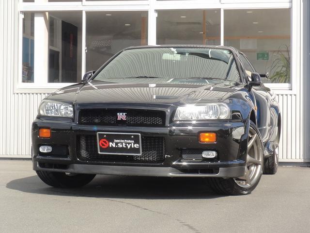 日産 スカイライン GT-R ワンオーナー車 ディーラー記録簿 タイミングベルト交換済み ノーマル車