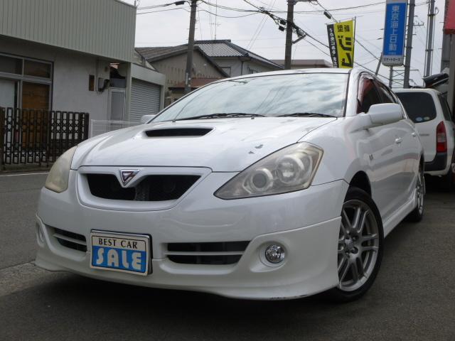 トヨタ GT-FOUR Nエディション 4WD ターボレカロ