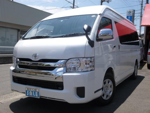 トヨタ Gキャビン 禁煙車 パワースライド LEDライトナビBカメラ