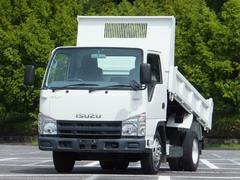 エルフトラック3t 全低床強化ダンプ