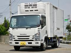 エルフトラック3t ワイドロング 冷蔵・冷凍車
