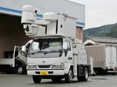 アトラストラック14.7m 高所作業車