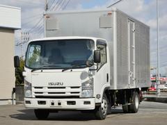 エルフトラック3.5tワイド超ロングドライバン