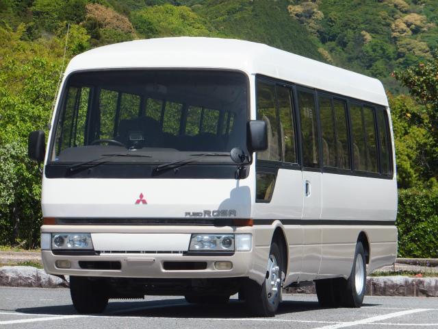 三菱ふそう 29人乗り マイクロバス