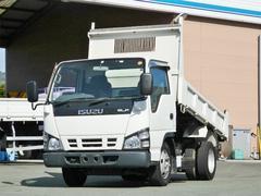 エルフトラック3t 全低床 強化ダンプ