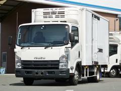 エルフトラック2t ワイドロング 冷蔵・冷凍車