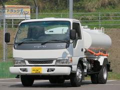 エルフトラック4.2t ワイド 散水車