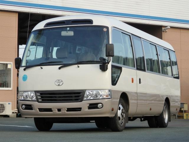 トヨタ 29人乗りマイクロバス