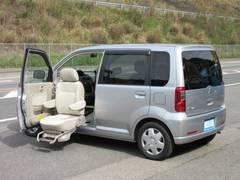eKワゴン福祉車両 助手席電動リフトアップ車