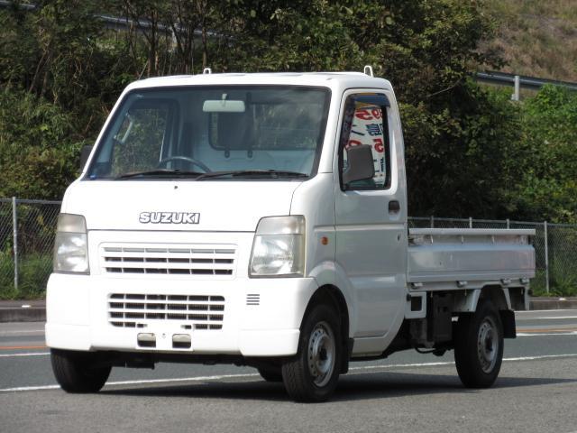 スズキ 0.35t 4WD 平ボデー