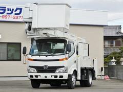デュトロ14.5m 高所作業車
